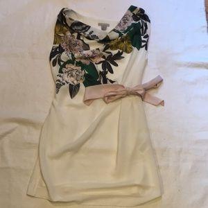 H&M ladies size 4 Floral short dress